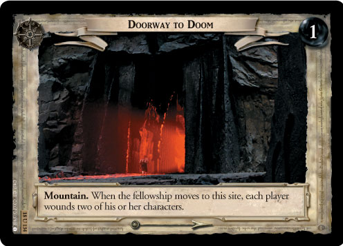 Doorway to Doom (18U134) Card Image